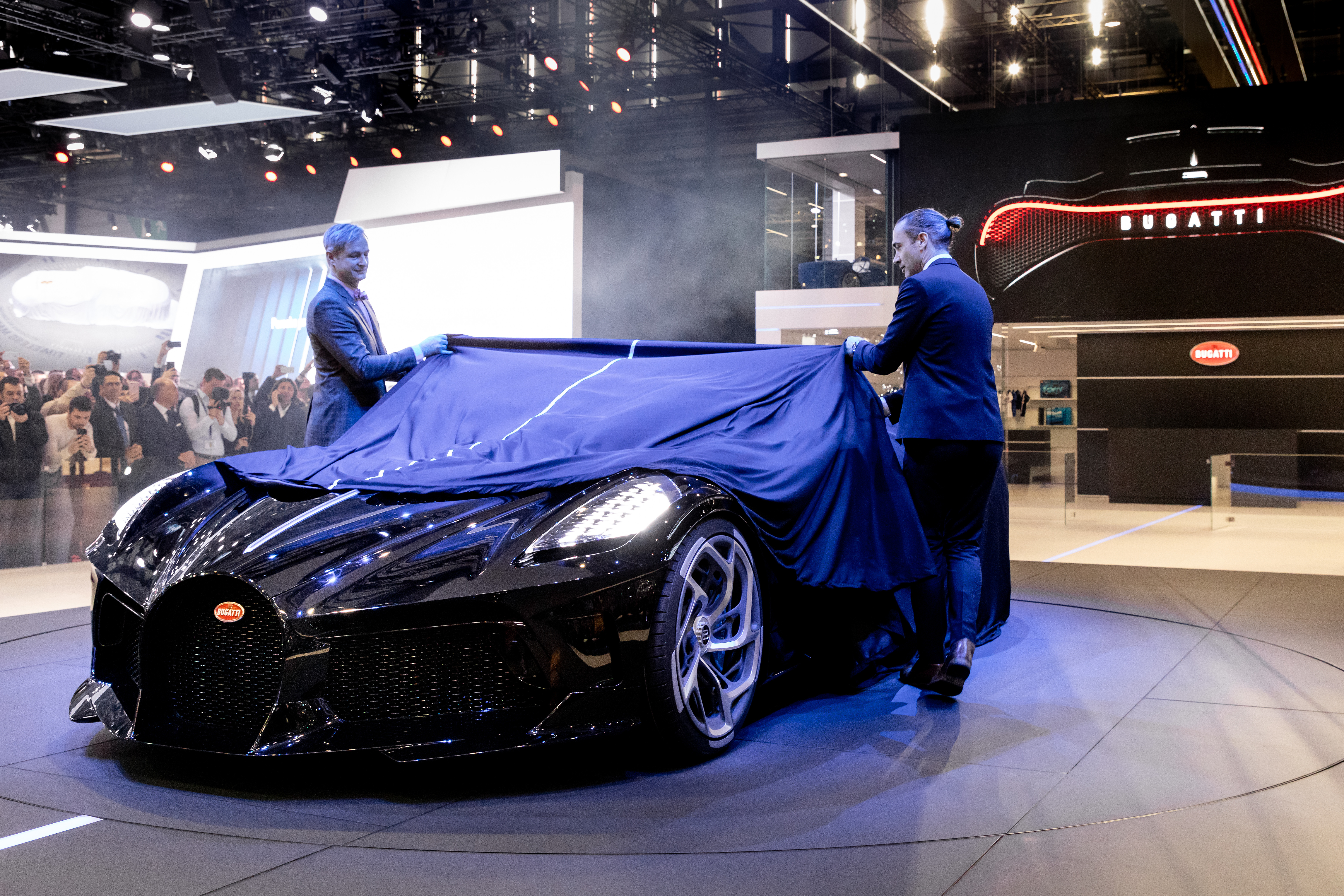 Piëch Piques Media Interest – Electric Sports Car Launches at Geneva