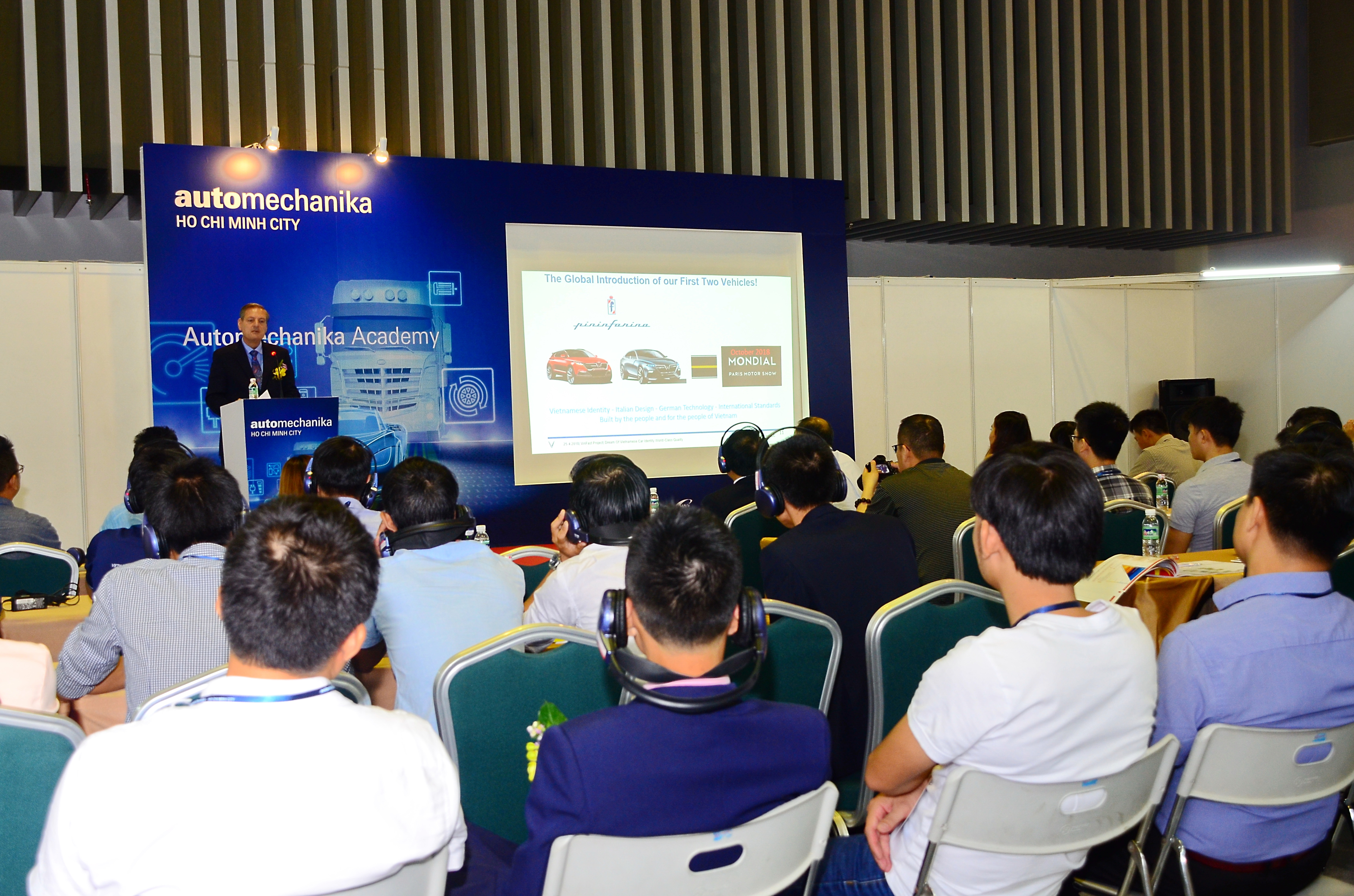 Automechanika Ho Chi Minh City 2019 replied to the local