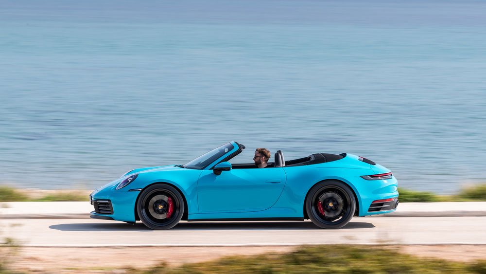 """How the new 911 got its """"drive"""""""