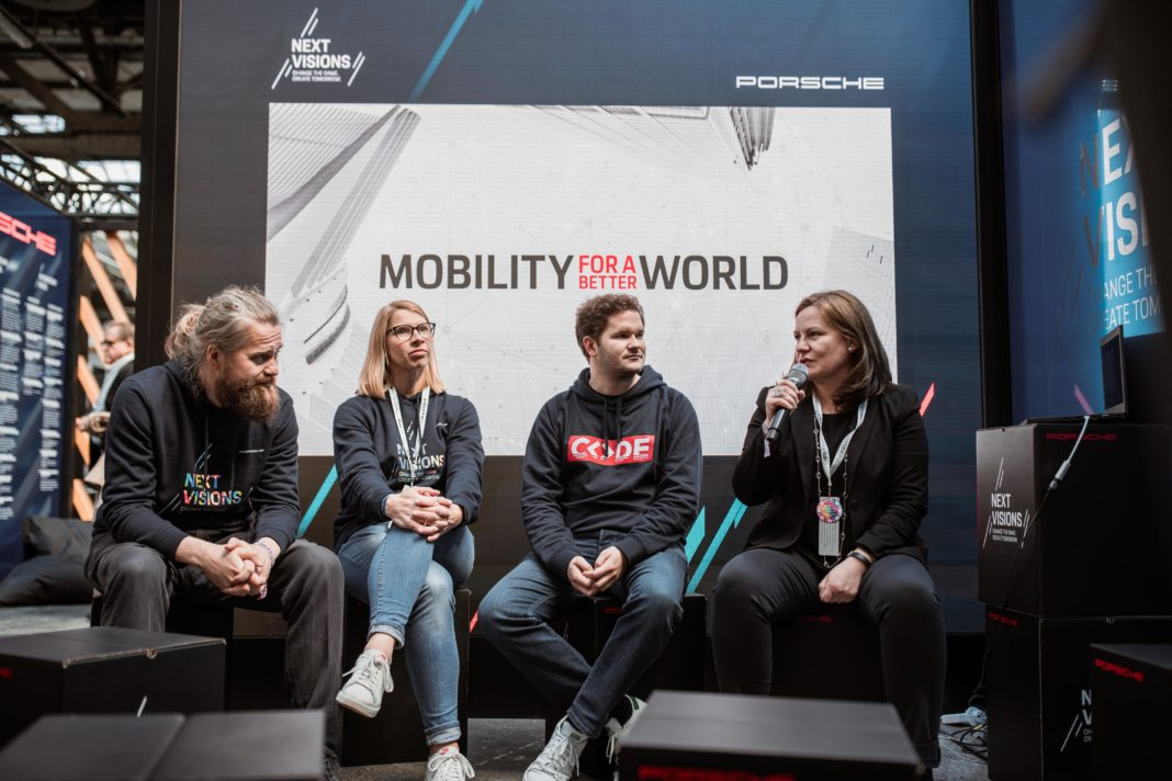Mobility for a better world re:publica
