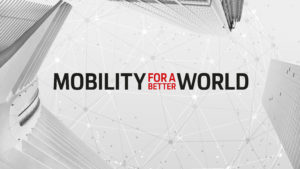 Mobility for a better world