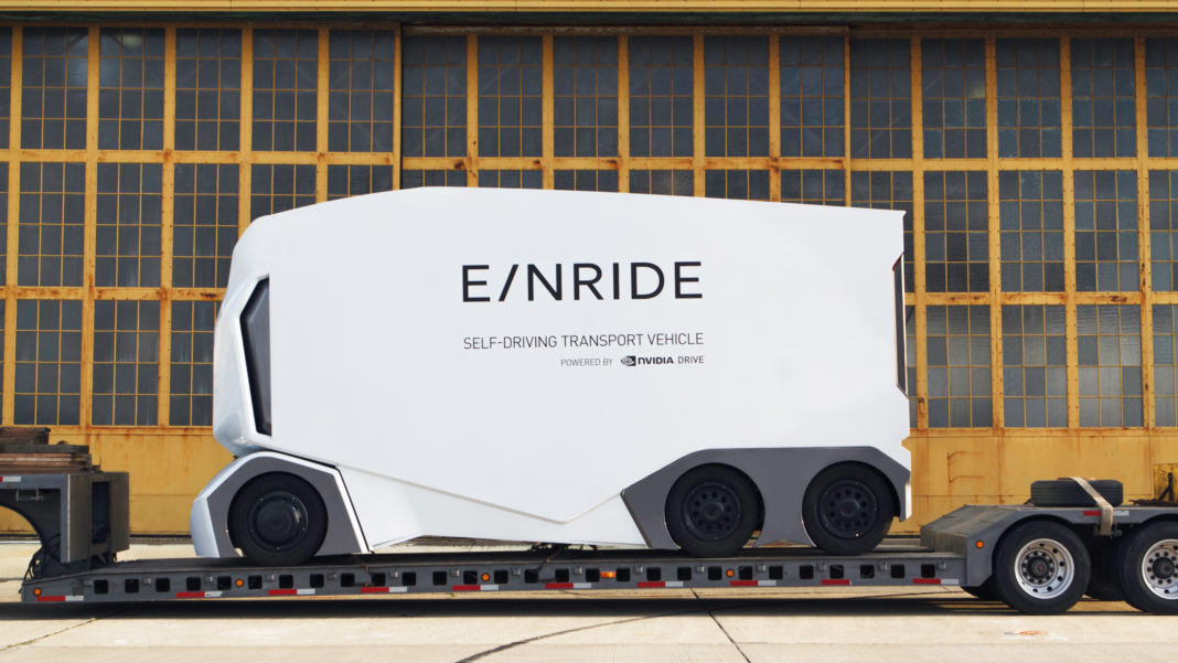 Einride Collaborates With Innovative Swedish Logistics