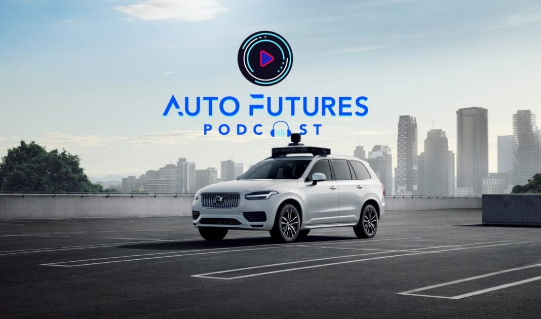 254706 Volvo Cars And Uber Present Production Vehicle Ready For Self Driving