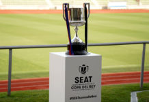 The Cup in the Spanish Royal Football Federation