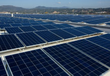 53,000 panels on the roofs of the factory workshops and covered parking lots for export vehicles