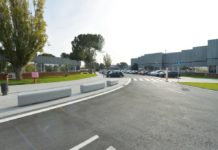 SEAT currently has 4,000 square metres of photocatalytic pavement, which reduces air pollution by 40%