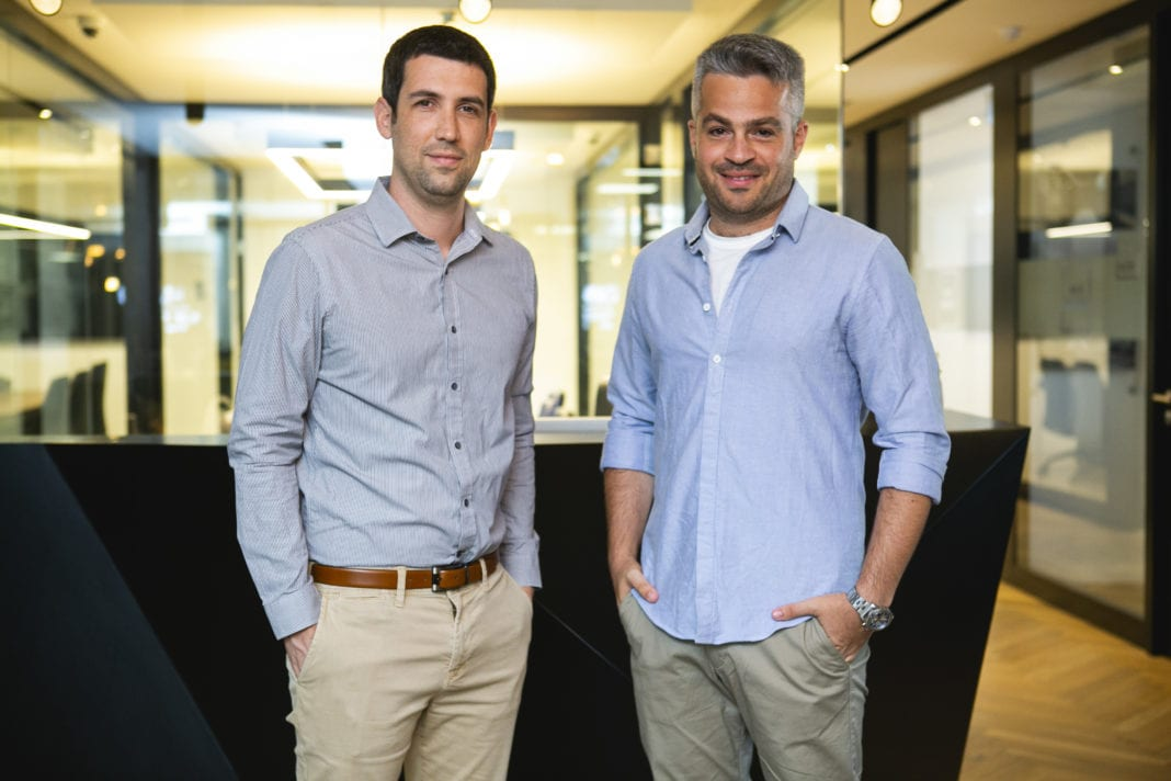 Fleetonomy Founders Lior Gerenstein (left) And Israel Duanis (right)