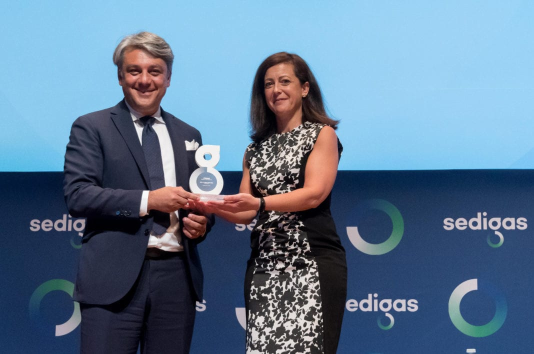 Seat Receives The Energy And Sustainability Award