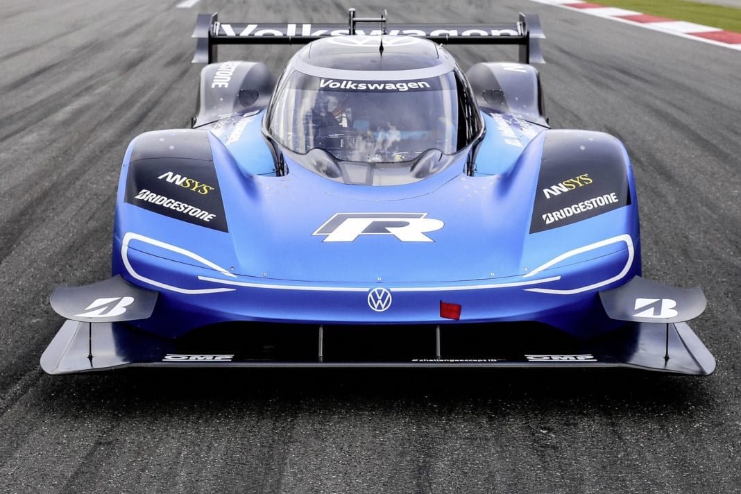 Volkswagen at the Goodwood Festival of Speed