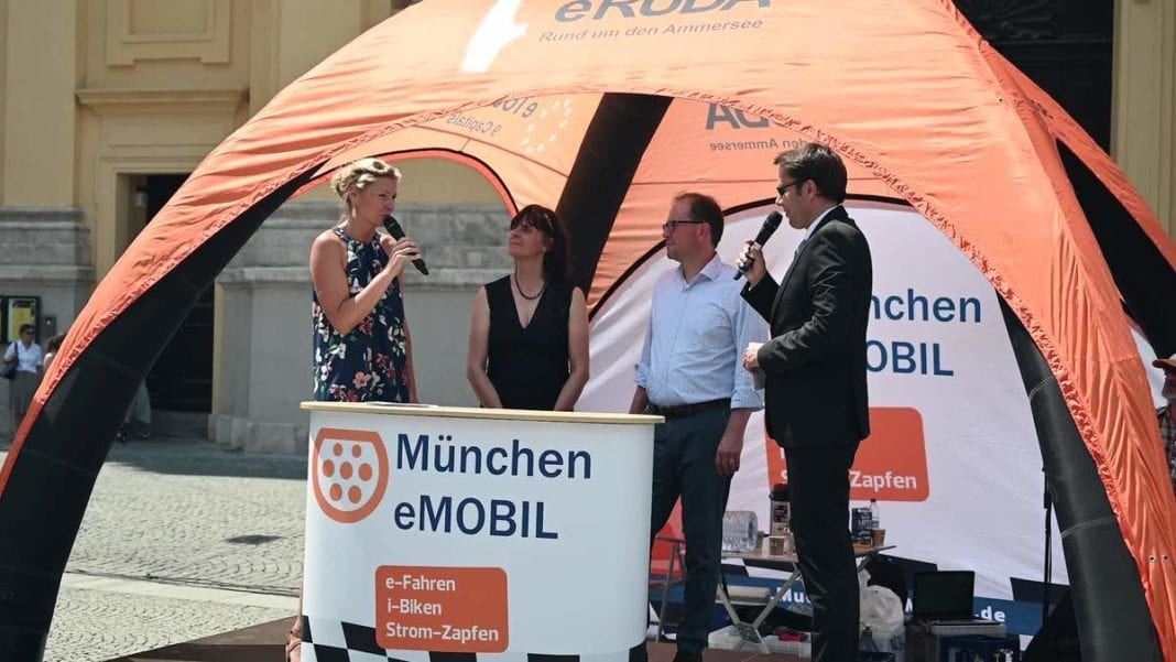 Experience electroMOBILITY! The Munich eMOBIL exhibition (Story in English and German language!)