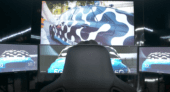 The World's First 5G and VR Remote Controlled Car