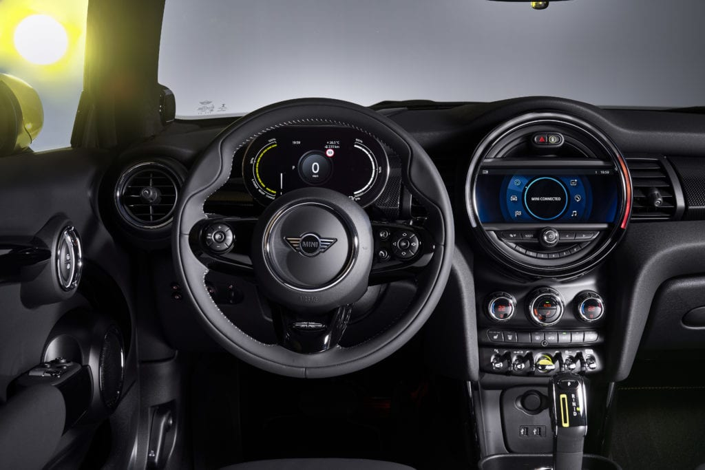 Details of The Electric Mini Cooper Revealed
