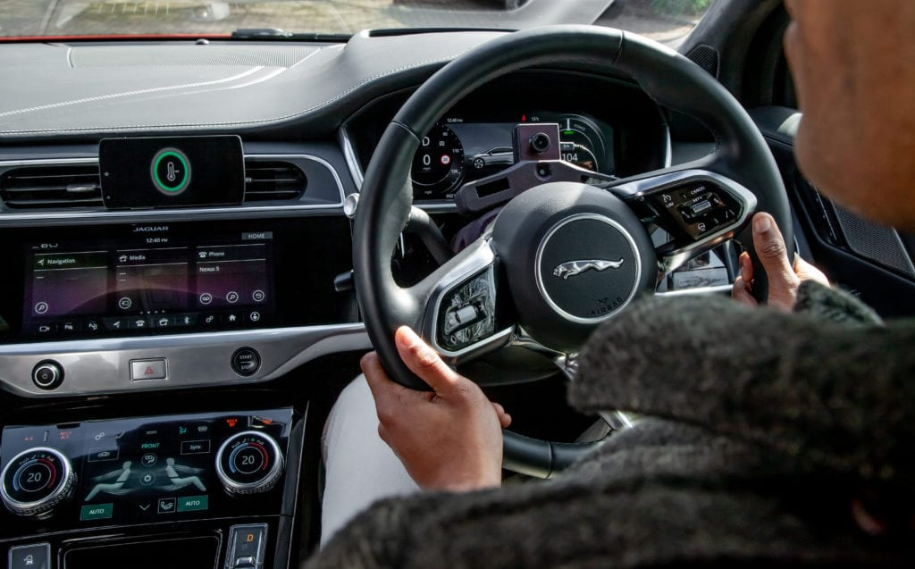 JLR Researches AI Tech