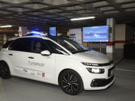 CTAG, Groupe PSA and the Spanish city of Vigo test vehicle-to-infrastructure communications in an urban environment to advance the development of autonomous driving