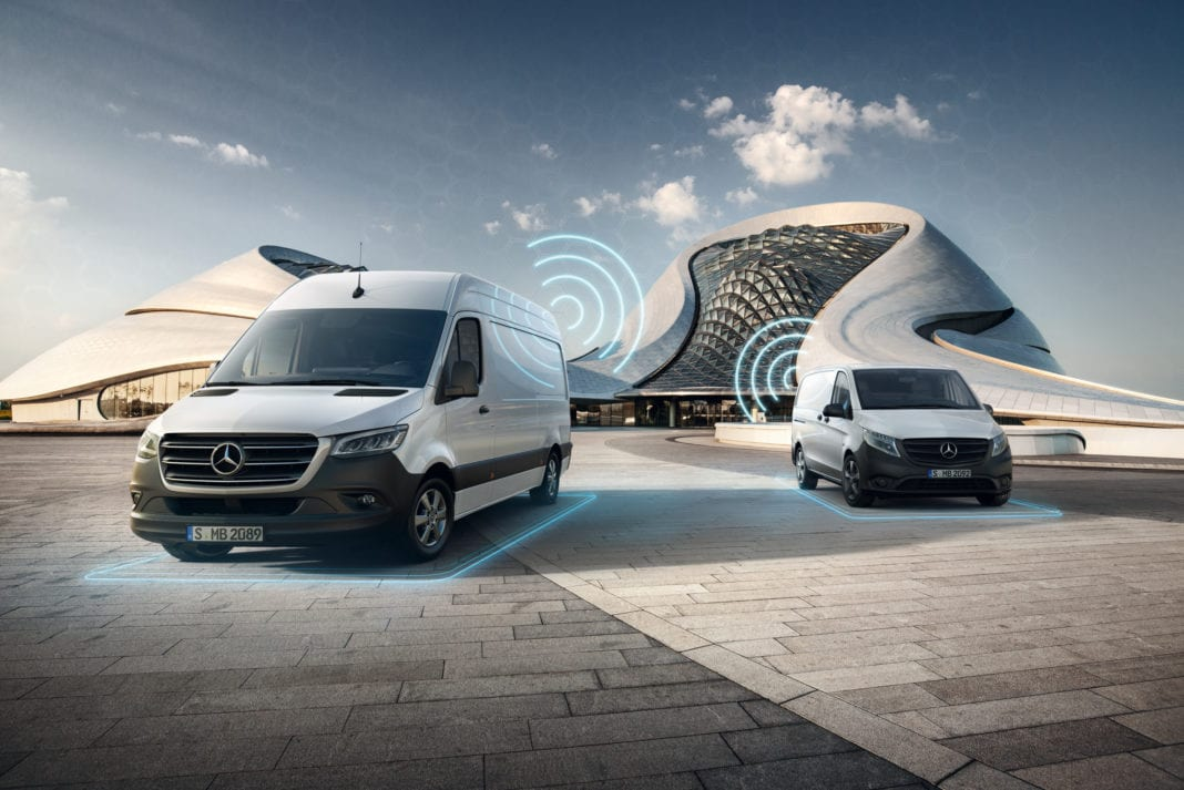 2019 / Mercedes Pro Connect / Sprinter / Vito /
