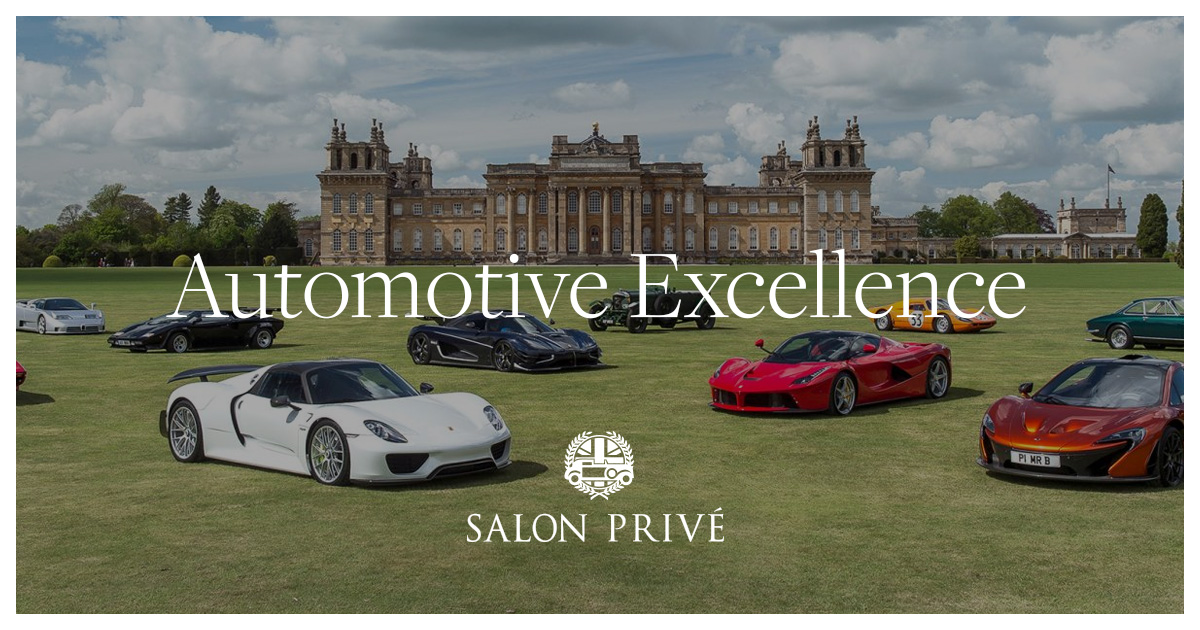 Salonprive Facebook