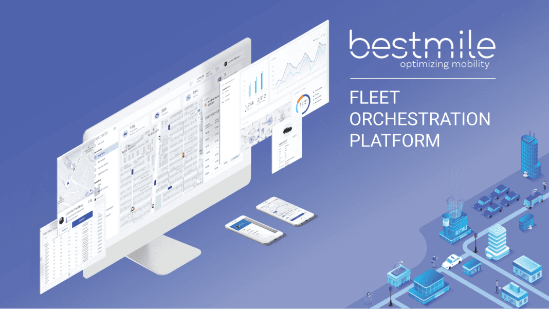 Bestmile Orchestration Plateform