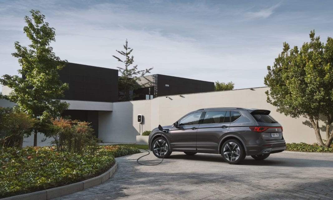 SEAT Tarraco FR PHEV: Technology, sportiness and efficiency