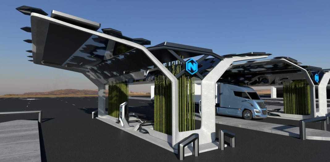 Bosch and Hanwha Invest in U S  Zero-Emissions Truck Group