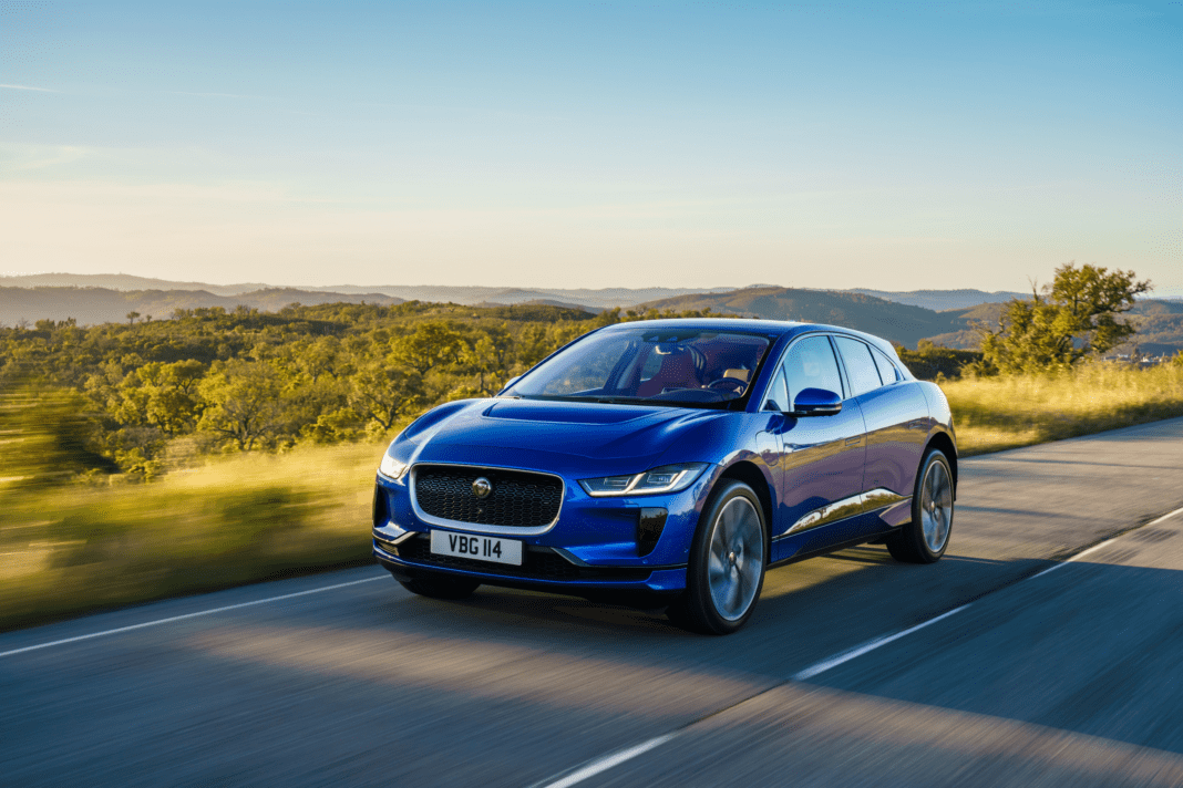 Ipace Blue