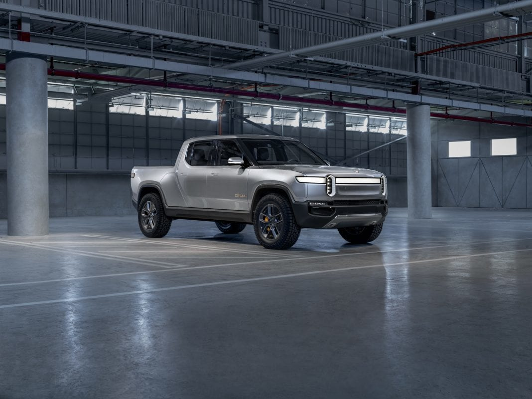 2018 11 A. Rivian R1t Front View 1068x801
