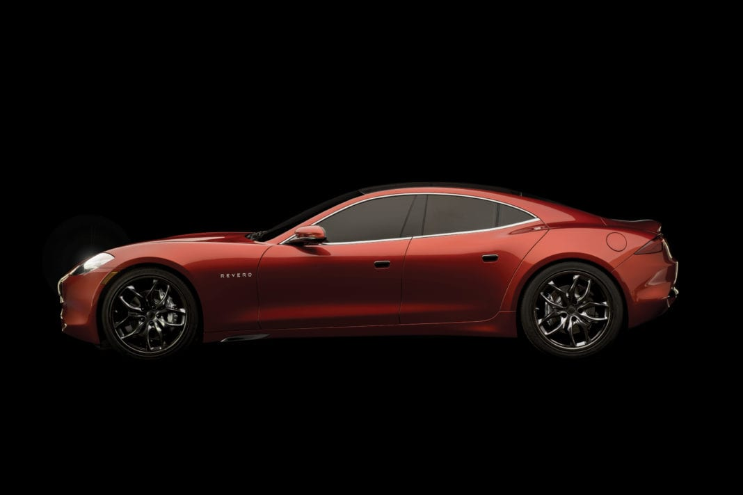 Press Kit New 2020 Karma Revero GT Image