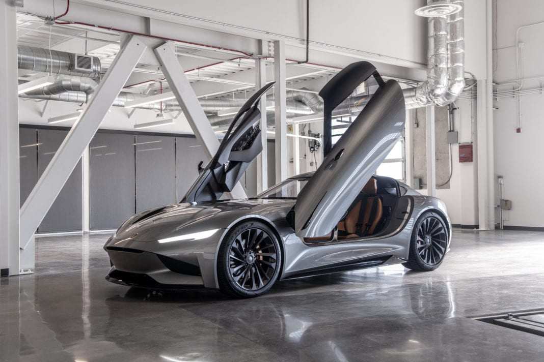Karma Debuts SC2 at AutoMobility LA and 2019 LA Auto Show