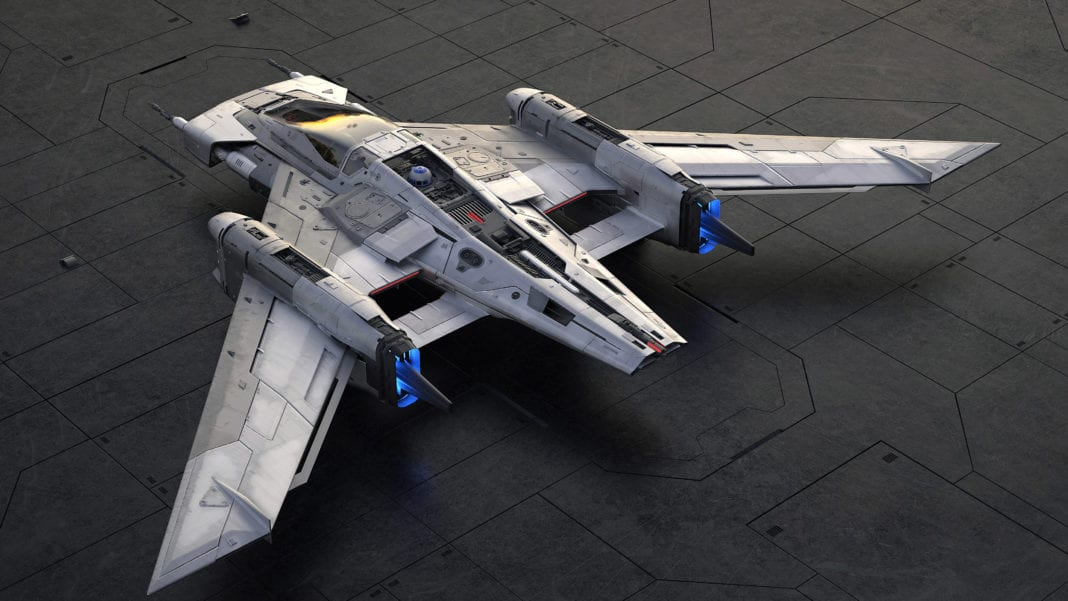 High Fantasy Starship Star Wars Tri Wing S 91x Pegasus Starfighter 2019 Porsche Ag