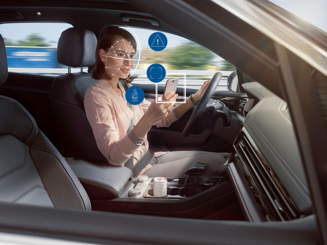 Detecting Driver Drowsiness - Bosch Develops AI Monitoring System - Auto  Futures