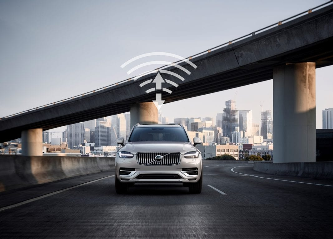 261469 Volvo Cars And China Unicom Collaborate On 5g Communication Technology