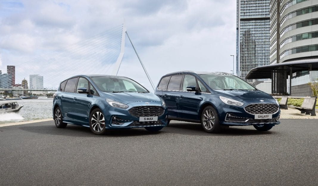 Ford 2020 S Max And Galaxy