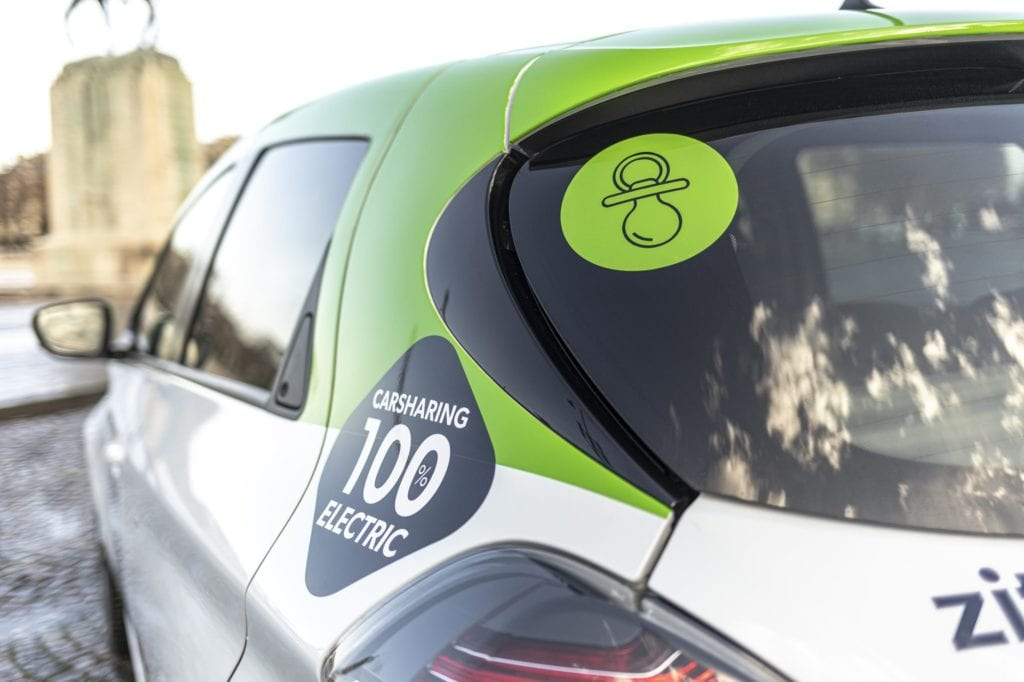 Groupe Renault And Ferrovial Launch Zity In Paris, The Flexible Electric Car Sharing Service (5)
