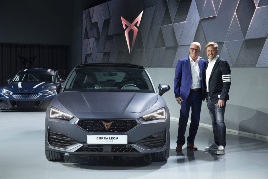Cupra Opens The Doors Of Its New Headquarters With The Debut Of The First Cupra Leon 09 Hq