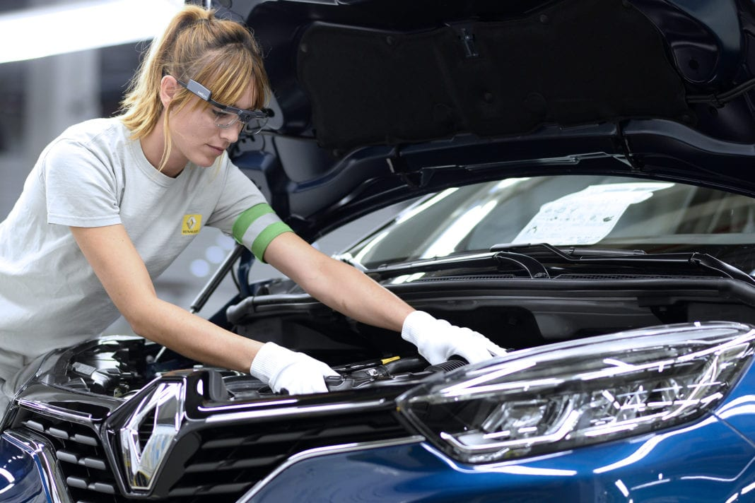 Renault The Manufacturing Plant Of The Future (1)