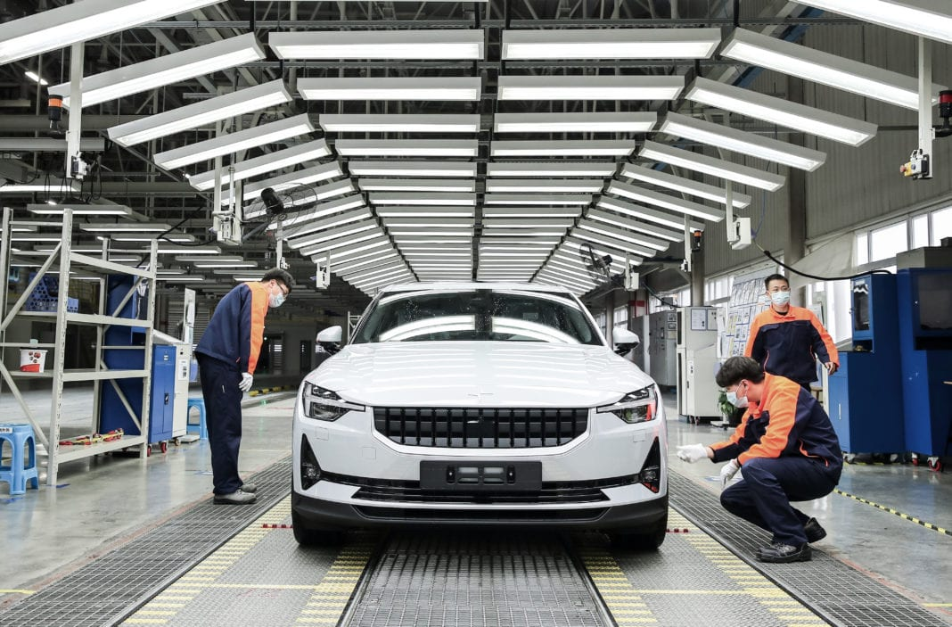 Polestar 2 Luqiao Production 001