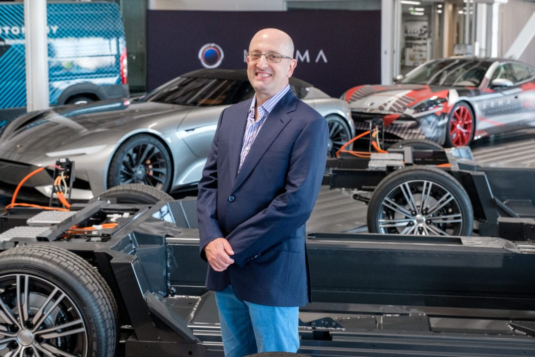 Greg Tarr has joined Karma Automotive as Chief Strategy Officer (CSO)