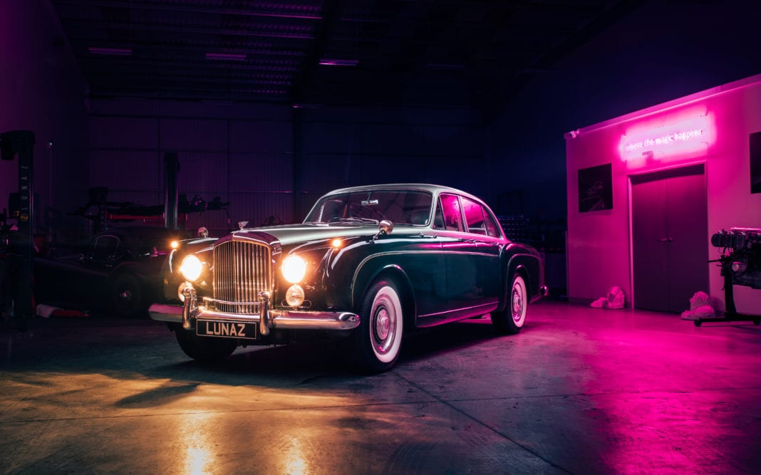 Bentley S2 By Lunaz At Hq