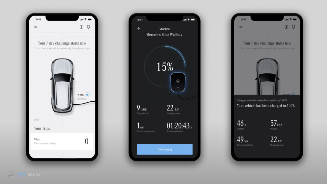 EQ Ready App – ready for electric mobility? The EQ Ready App has new functions to provide decision making support