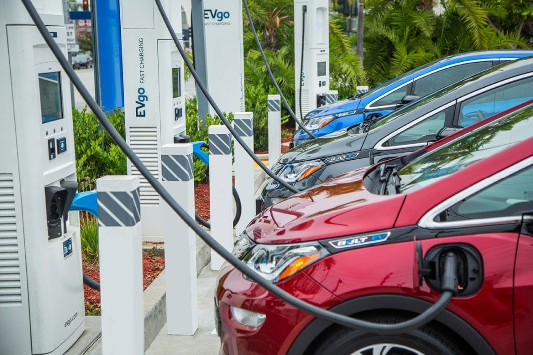 General Motors And Evgo Plan To Add More Than 2,700 Fast Charger