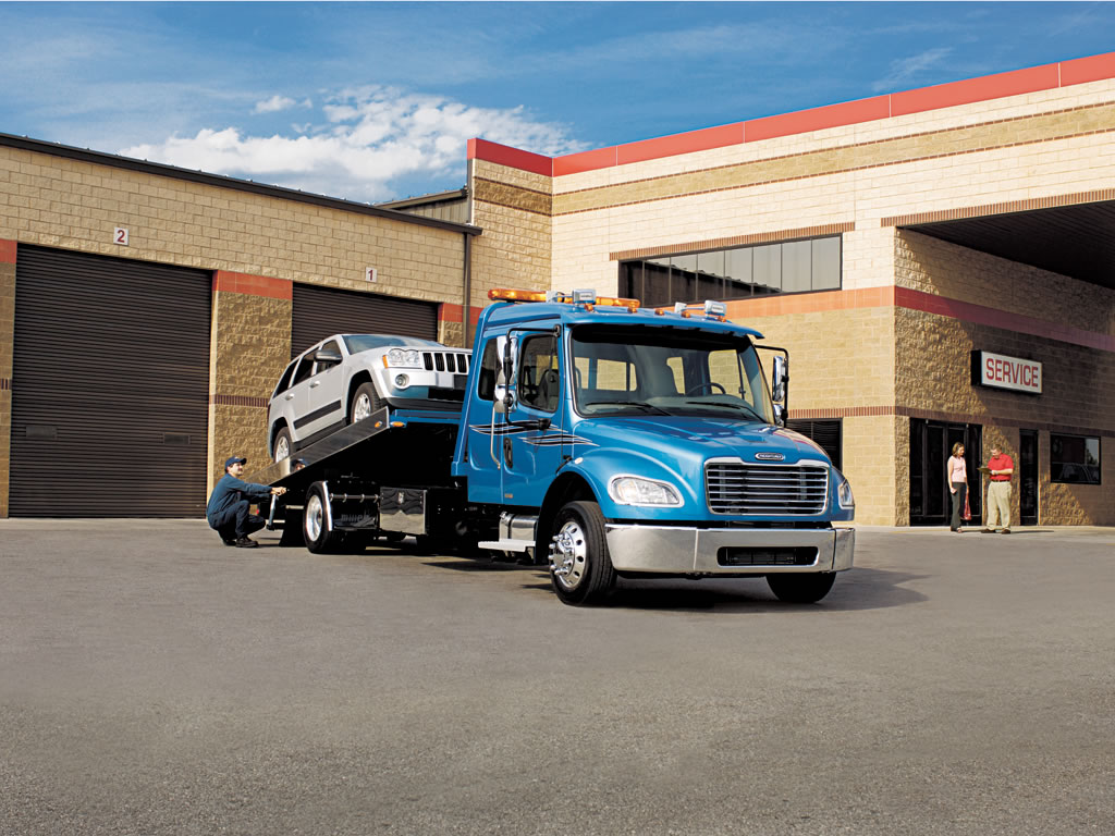 Freightliner Electric