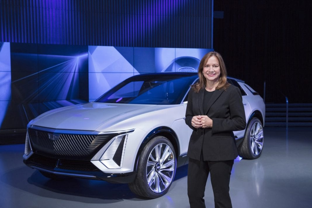 Gm Chairman And Ceo Mary Barra Speaks At Gm Tech Day
