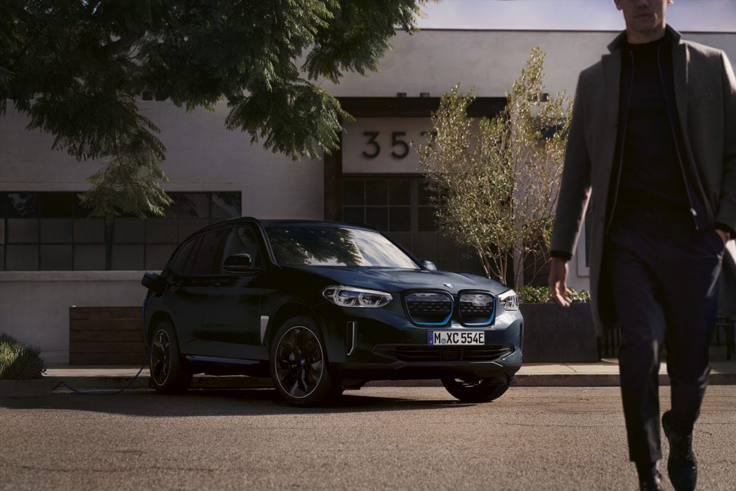 P90399985 Highres The Bmw Ix3 Premier
