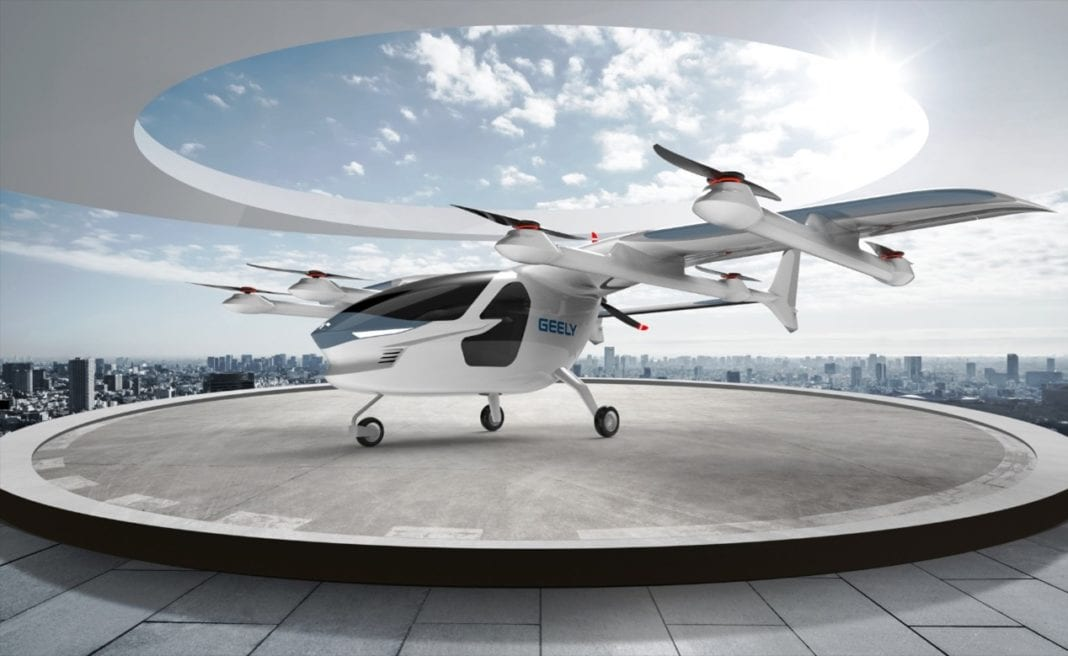 Could Flying Cars Become The Norm In The Near Future Geely S Terrafugia Thinks So Auto Futures