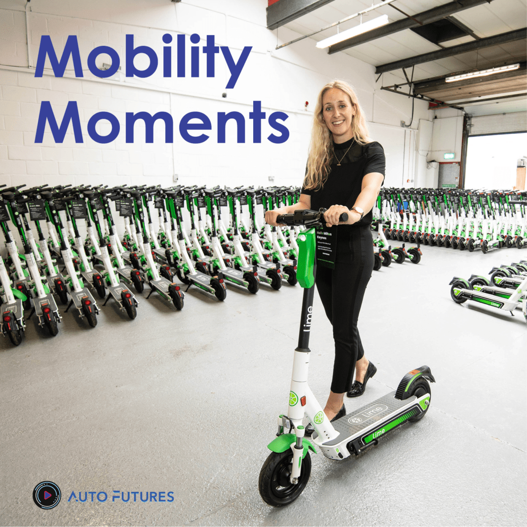 Mobility Moments 18