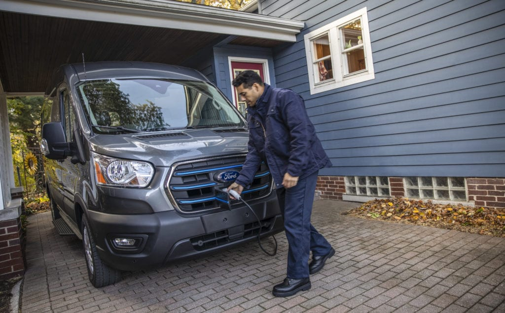 All New Ford E Transit