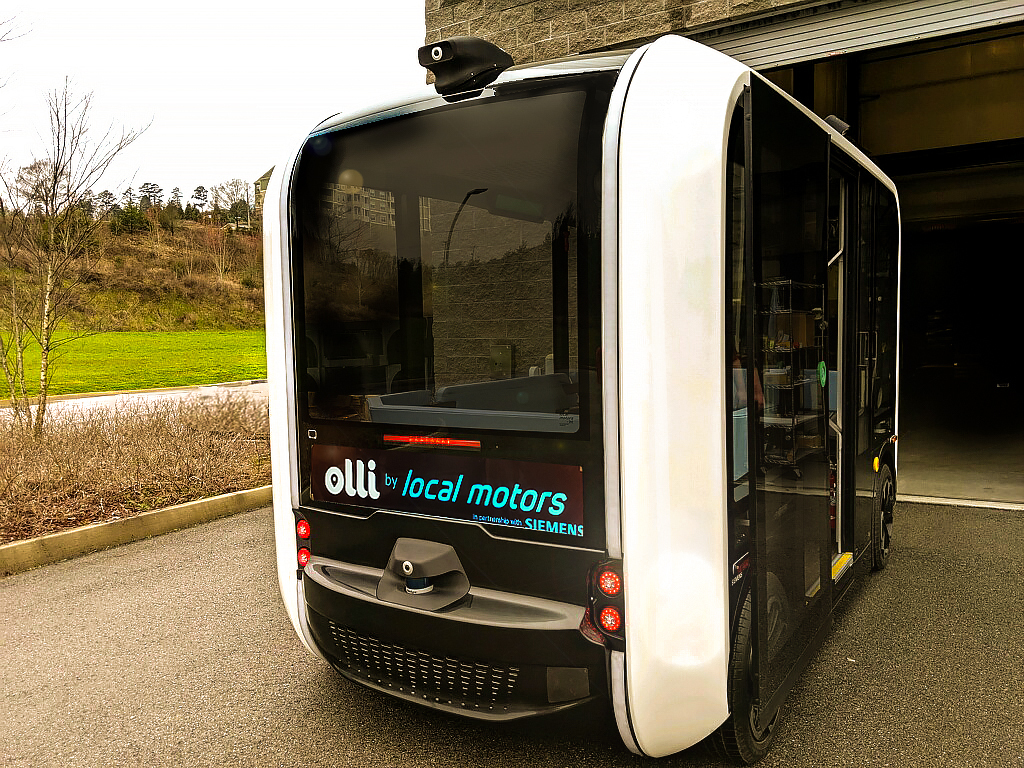Olli By Local Motors