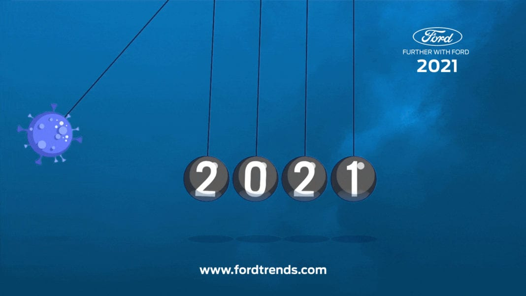 2021 Ford Trends
