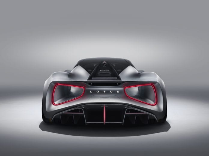 Lotus Evija Rear 696x522