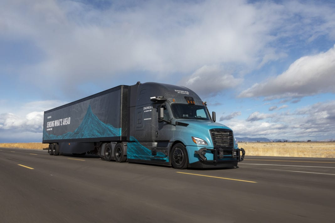 Torc Robotics selects AWS as preferred cloud provider for self-driving truck fleet