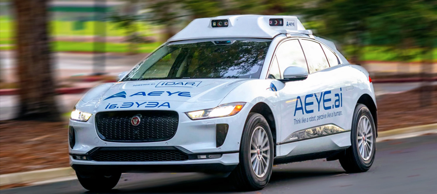 Jag Self Driving Car Aeye Post Featured Image